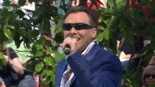 Bad Boys Blue - You´re a woman 2014 (ZDF Fernsehgarten 25.05.2014)