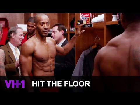 Hit The Floor Robert Christopher Riley Plays Terrence