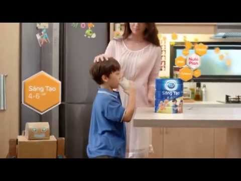 Sữa Dutch Lady: Dinh Dưỡng Cho Từng Cột Mốc Phát Triển