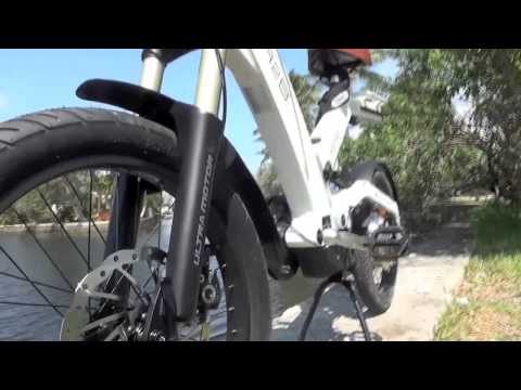 Bike Racks For Trucks In Ft Lauderdale Hero A B electric bike at the