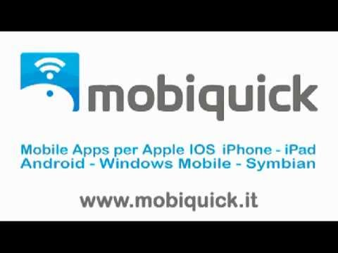 Mobi Quick Mobile Apps