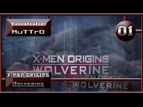01# - X-Men Origins: Wolverine