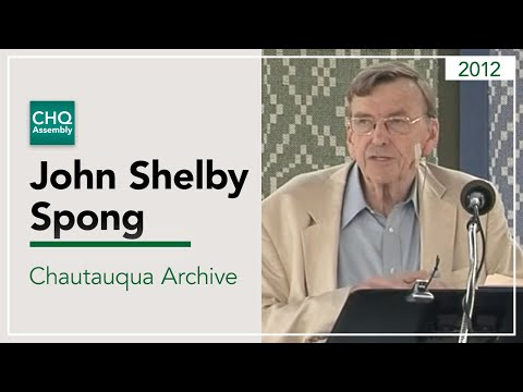 John Shelby Spong - The Story of Judas Iscariot