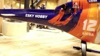Esky Big Lama RC Helicopter Upgrades And Mods