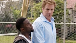 Will Ferrell Twerks for Kevin Hart Behind the Scenes of 'Get Hard'