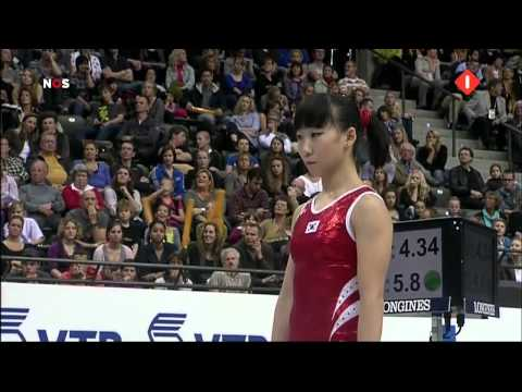 2010 Worlds Women's Vault Final (720p HD Dutch NOS)