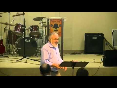 ICC Atlanta - Pr Joao Carlos -  Ministros de Cristo e Despenseiros de Deus
