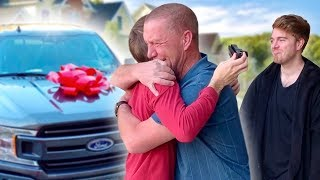 Surprising My Dad With His Dream Car!