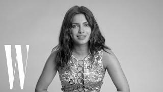 "Priyanka Chopra: ""I Don't Crush on People, They Crush on Me"" | W Magazine"