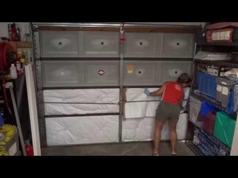 Owens Corning Garage Door Insulation Kit Bing Images