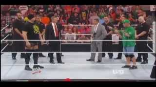 Vince Mcmahon Gets Knockout Punch From The Big Show