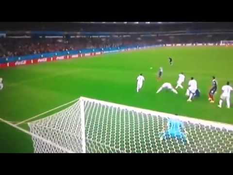 Karim Benzema Hattrick Goal ~ France vs  Honduras (3-0) ~World Cup HD