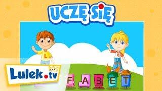 Alfabet Dla Dzieci Film Edukacyjny Lulek.tv