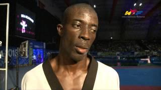 Championnat  du Monde Taekwondo - Balla Dieye [Bronze]
