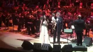 Andrea Bocelli At Altos de Chavon (Dominican Republic, April 4, 2015)