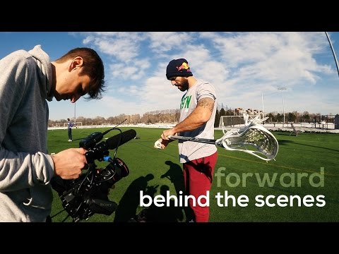Paul Rabil behind the scenes | forward part 1