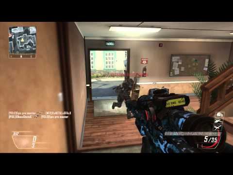Epic Sniper Fail in Black Ops 2! End your career kid.
