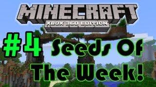 Minecraft Xbox Seeds Of The Week! #4 Minecraft Xbox