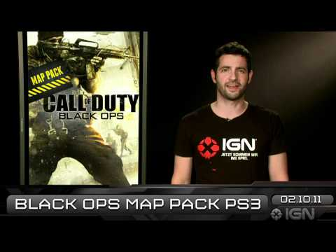 Blizzard Game Lineup & Black Ops First Strike PS3 - IGN Daily Fix, 2.10