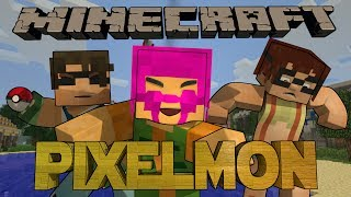 Minecraft SKYPIXELMON EPISODE 1 Ft. SkyDoesMinecraft and MunchingBrotato