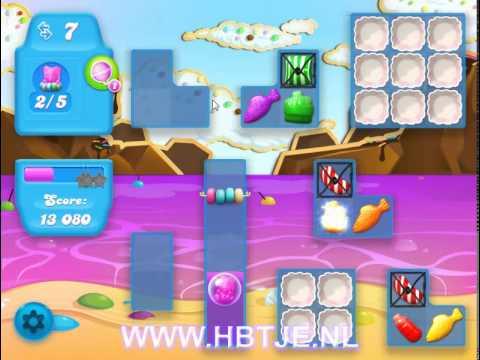 Candy Crush Soda Saga level 17 New