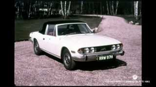 Triumph Stag Sales Features training film SF001.avi