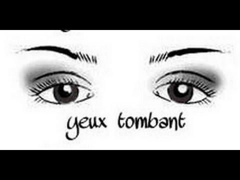 Comment faire un trait d 39 eyeliner sur paupi res tombantes youtube - Faire un trait d eye liner ...