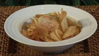 How To Make The Perfect Home Cooked Potato Chips