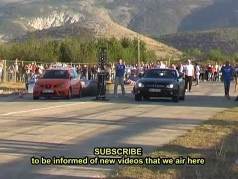 1na1 Trke Ubrzanja - Drag racing in the Balkans