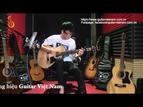 Demo Guitar Viet Nam VNAK-210/Gangnam Style