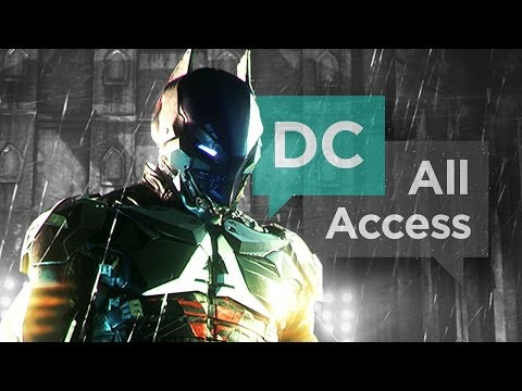 Batman: Arkham Knight Secrets Revealed + the Flash (DCAA 214)