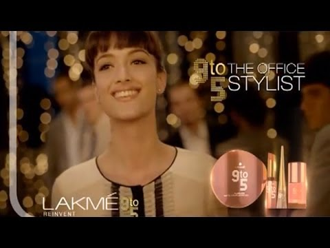 Lakme 9 to 5 - Your Office Stylist New TVC