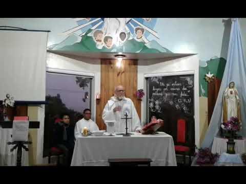 Santa Missa | 09.05.2020 | Sábado | Padre José Sometti | ANSPAZ