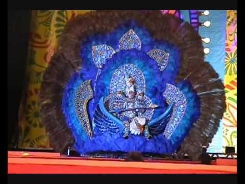 Campeões de Itapissuma 2009 no 45º Baile Municipal do Recife