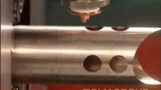 Lazerle boru kesimi, lazer ile profil işleme