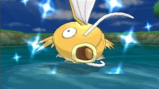 Pokemon X And Y Catching Shiny Magikarp! [LIVE]