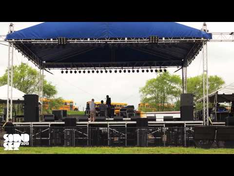 Soundset 2013 Setup in 48 Hours