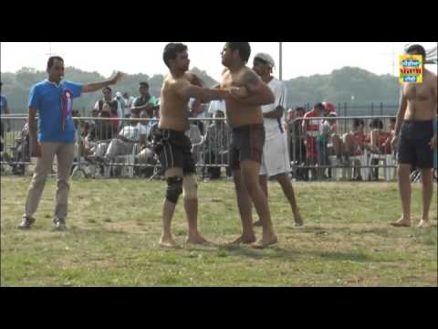 Media Punjab TV Duisburg Kabbadi Part 2