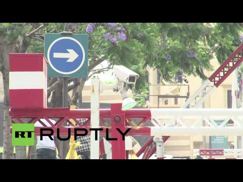 Lebanon: Security tight for John Kerry's visit to Beirut