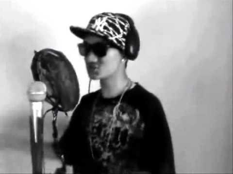 NepHop Finest Rapper Lil B.R.M- Let's Jump