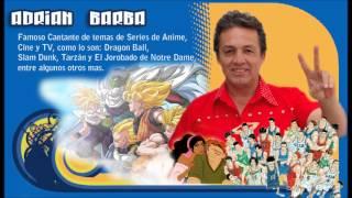Adrián Barba Canta Cover Latino De Heroe, No Oficial, De