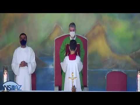 Santa Missa | 27.06.2021 | Domingo | Padre Robson Antônio | ANSPAZ