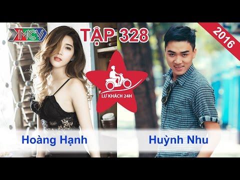 LỮ KHÁCH 24h - Tập 328 | Y Nhu hẹn hò người đẹp Yan My trải nghiệm thực tế tại Cần Thơ | 03/07/2016