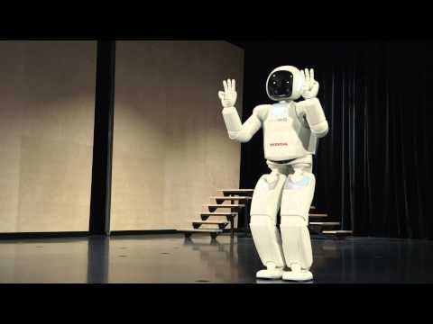 All New ASIMO - EU Launch