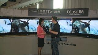 Die Neuen SAMSUNG Fernseher 2014 2015 Impressionen Von