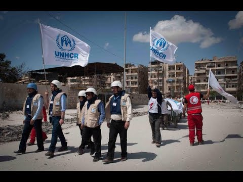 Syria: Aid Reaches Eastern Aleppo