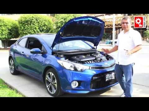Kia Cerato Koup 2014 - Test Drive Full HD
