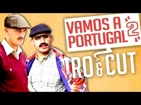 PARÓDIA! Família de emigrantes portugueses em França volta a Portugal para as férias de Verão