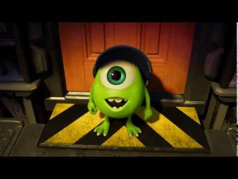 Truong hoc quai vat: Monsters University 3D 2013 #1