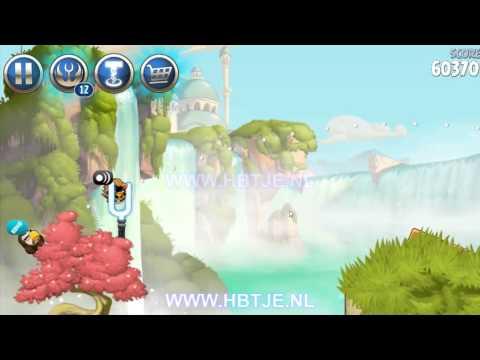 Angry Birds Star Wars 2 Naboo Invasion b1-10 3 stars